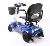 Foldable Lightweight Portable Steel Handicapped Mobility Scooter for Elderly