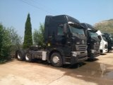 Sinotruk HOWO A7 Tractor 40FT Trailer Head Container Truck