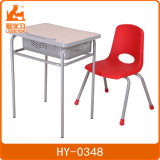 MDF and Metail Frame School Furnture Student Cheap School Desk and Chair