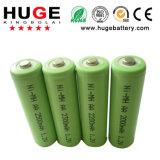 1.2V AA Size 20000mAh 2200mAh 2300mAh 2500mAh, NiMH Battery (1.2V AA)