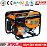 Astra Korea Electric Start 7.5kVA Gasoline Generator with Wheels