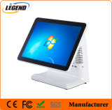 "Zero Bezel Frame 15"" All in One Capacitive Touch Screen POS System"