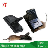 Quick Kill Large Plastic Black Cat Mouse Killer Rodent Catch Rat Snap Trap