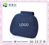Good Quality Pain Relief Plush Car Neck Headrest Support Cushion with Custom Logo