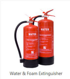 9L Foam Fire Extinguisher with Ce and BS En3 Certificate for Sale
