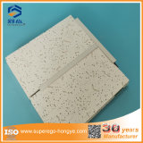 30 Years China Factory 595X595 Ceiling Mineral Fiber Tile