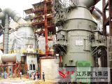 Cement Plant Raw Meal Vertical Roller Mill