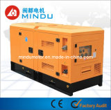 Cummins 40kw Soundproof Diesel Generator