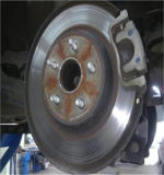 Best Selling Auto Spare Parts Customized High Carbon Auto Brake Disc 34111154747