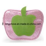 Apple Shape with Shiny PU Cosmetic Bag / Fashion Bag (KCC99)