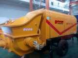60 M3/Hour Trailer Mounted High Power Electrical Concrete Pump on Sale