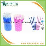 Disposable Plastic Dental Ultra Applicator Brush