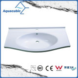 Artificial Stone Polymarble Basin White Polymarble Basin