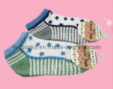 Best Selling White Cotton Custom Child Sock
