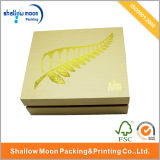 Handmade Custom Matte Gold Gift Packaging Box (AZ122025)