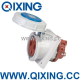 Qixing Europe UL Single Phase 3pin 125A Industrial Socket Supplier