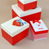 """ I Love You"" Printing Gift Packing Boxes"