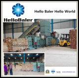 Horizontal Automatic Baling Press Machine with Conveyor Fast Saller