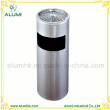 Hotel Indoor and Outdoor Stainless Steel Ashtray Bin