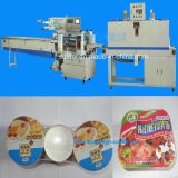 Automatic Bowl Noodle Shrink Packing Machine with Ce