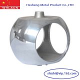 Train Engine Motor Casting Parts with Polished Machining
