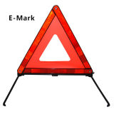 European ECE R27 Standard Warning Triangle with Reflective Material (HX-D7A)