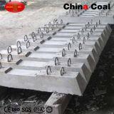 Railway Construction Materials Supplies Railroad Tie Concrete Pillow Sleeper