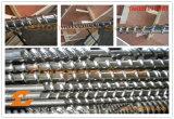 PE Extrusion Screw Barrel Extruder Screw Barrel Bimetallic Screw Barrel