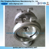 Chemical Centrifugal Pump Casing with CD4