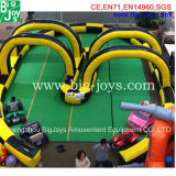 Custom Made Inflatable Go Karts Race Track for Sale (BJ-GM10)