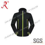 New Design Waterproof Soft Shell Jacket (QF-451)
