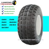 Lawn Mower & Garden Tire Tyre 13X5.00-6, 155/50-8, 15X6.00-6, 16X6.00-8, 16X7.50-8, 17X8.00-8, 18X8.50-8, Completed Mower Wheel with Steel Rim Plastic Nylon Rim
