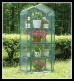 4-Tiers Portable Outdoor Greenhouse