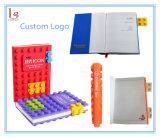 Customized Logo Block Silicone Notebooks