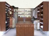 Melamine Finish MDF No Doors Bedroom Furniture Wardrobe