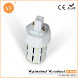 Gx24q Gx24D Base 2 Pin 4 Pin 6W LED Lamp