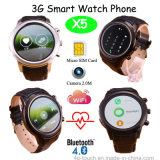 3G Intelligent Watch Phone with WiFi wireless Network (X5)