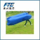 Two Opening Mouth Outdoor Fast Inflatable Air Bed