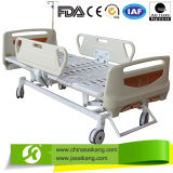 ABS Triple Folding Hospital Bed with High Quality (CE/FDA)