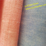 Yarn-Dyed Linen Fabric (100% linen)