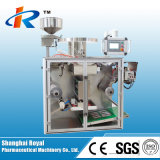 Slb-300 Automatic Tablet Soft Double Alu Strip Packing Machine