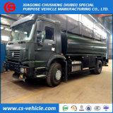 Sinotruk HOWO 4X4 off Road 15000L Oil/Fuel Tank Truck