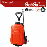 Seesa Shixia Ce Approved 16L Plastic Agricultural Backpack Power Electric Battery Sprayer (SX-MD16E)