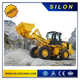 Liugong Wheel Loader Clg842 (4 ton) with Cummins Engine