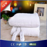 BSCI Approval Over Current Protection Bedding Fleece Electric Blanket