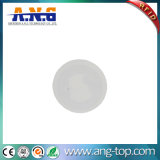 ISO14443A 13.56MHz Hf RFID Circular Sticker Label for E-Payment