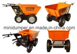 Muck Truck 4WD Concrete Power Wheelbarrow with Ce Certificate