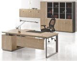 Simple Design Laminate Fancy Office Desk (FOH-5M)