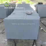 G654 Honed Granite Floor Tile as Construction Material