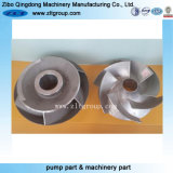 Stainless Steel Water Pump Impeller in Investment Casting